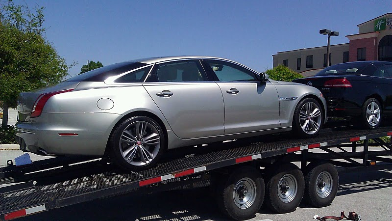 Car Transport from Dallas Texas